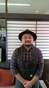 長谷川潤さん